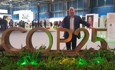 Alberto Herranz COP-25